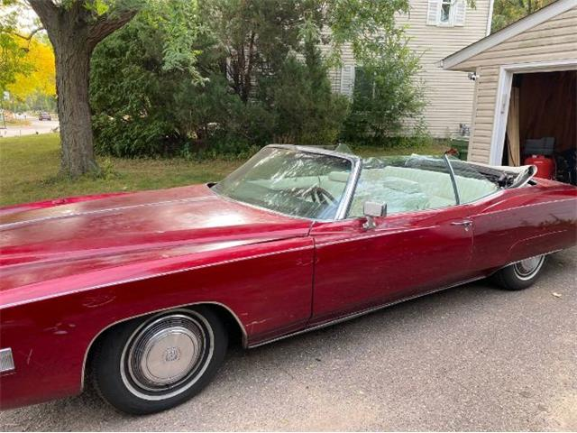 1973 Cadillac Eldorado (CC-1410896) for sale in Cadillac, Michigan