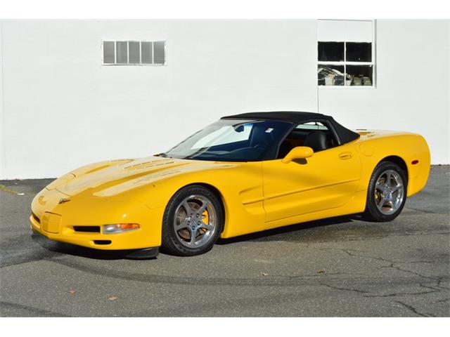 2002 Chevrolet Corvette (CC-1418964) for sale in Springfield, Massachusetts