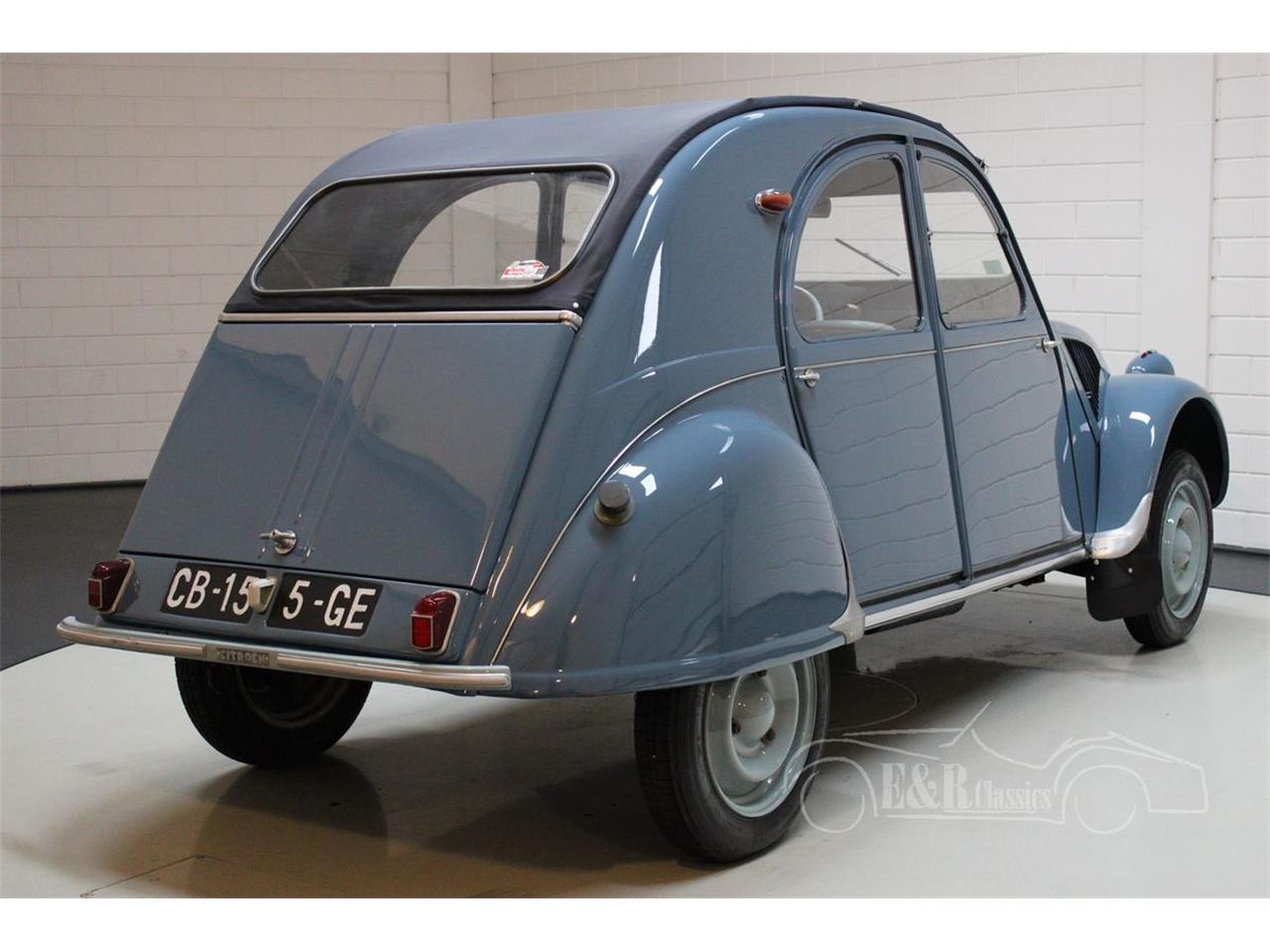 1959 Citroen 2CV (CC-1418975) for sale in Waalwijk, Noord Brabant