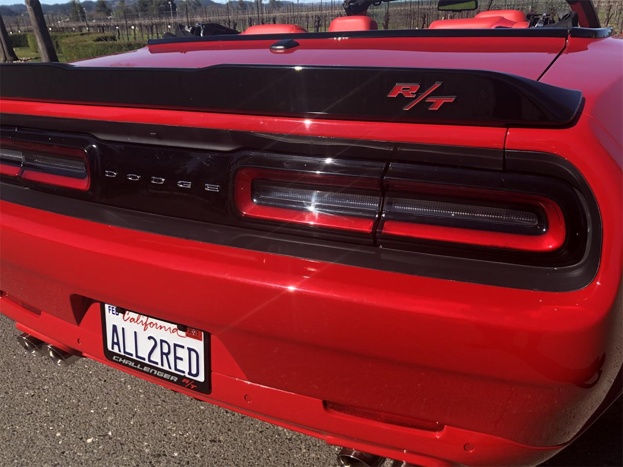 2013 Dodge Challenger (CC-1418986) for sale in WINDSOR, California