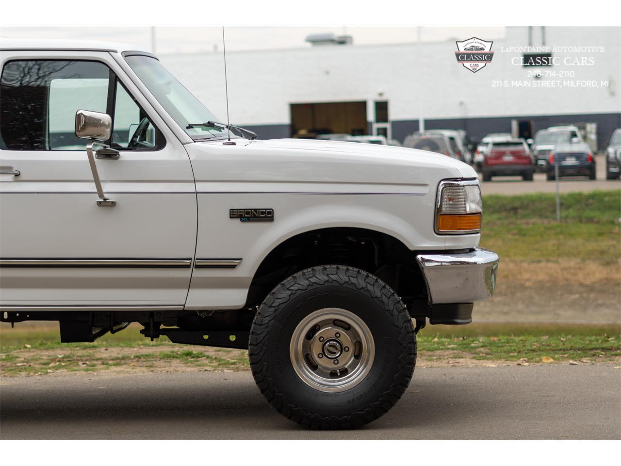 1996 Ford Bronco (CC-1418988) for sale in Milford, Michigan