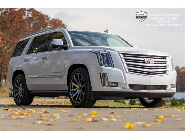 2019 Cadillac Escalade (CC-1418991) for sale in Milford, Michigan