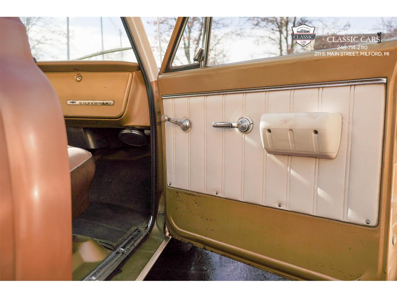 1968 Chevrolet Custom 10 (CC-1418993) for sale in Milford, Michigan