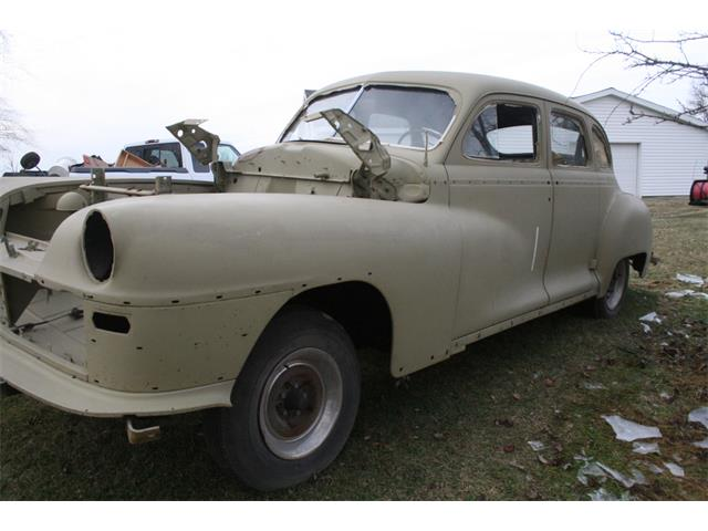 1948 Chrysler Windsor (CC-1418994) for sale in Fort Wayne, Indiana