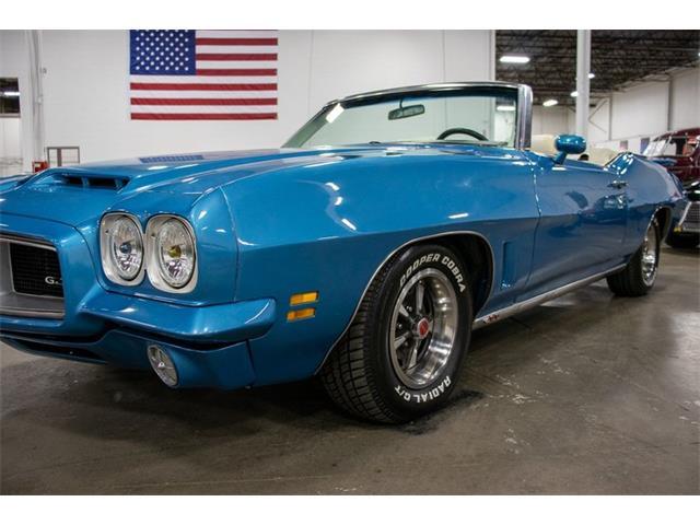 1972 Pontiac GTO (CC-1410090) for sale in Kentwood, Michigan