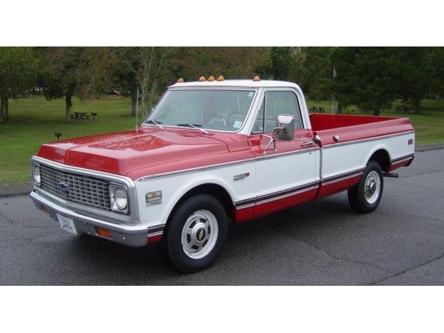 1972 Chevrolet Cheyenne (CC-1419013) for sale in Hendersonville, Tennessee
