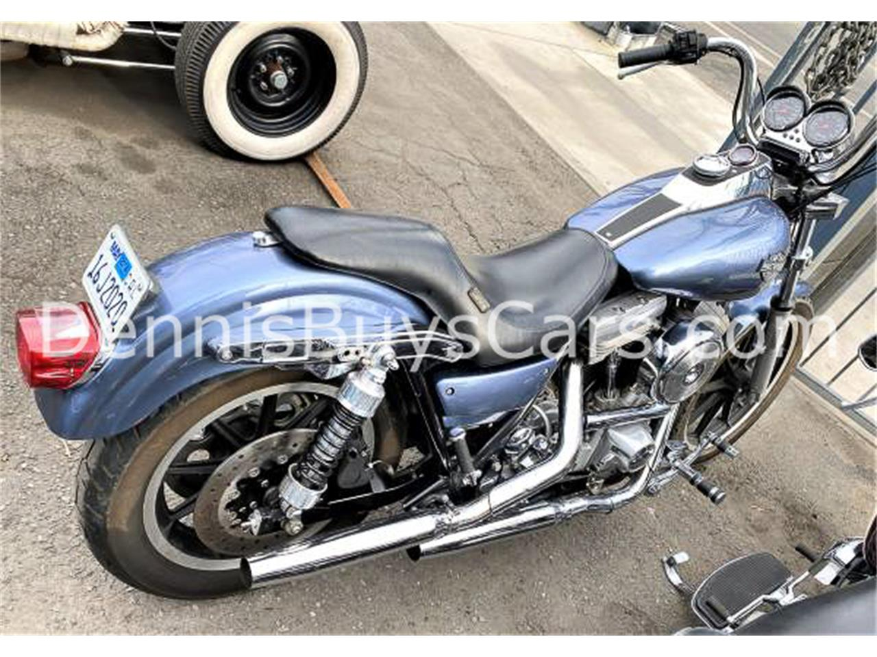 1986 Harley-Davidson Motorcycle (CC-1419016) for sale in LOS ANGELES, California