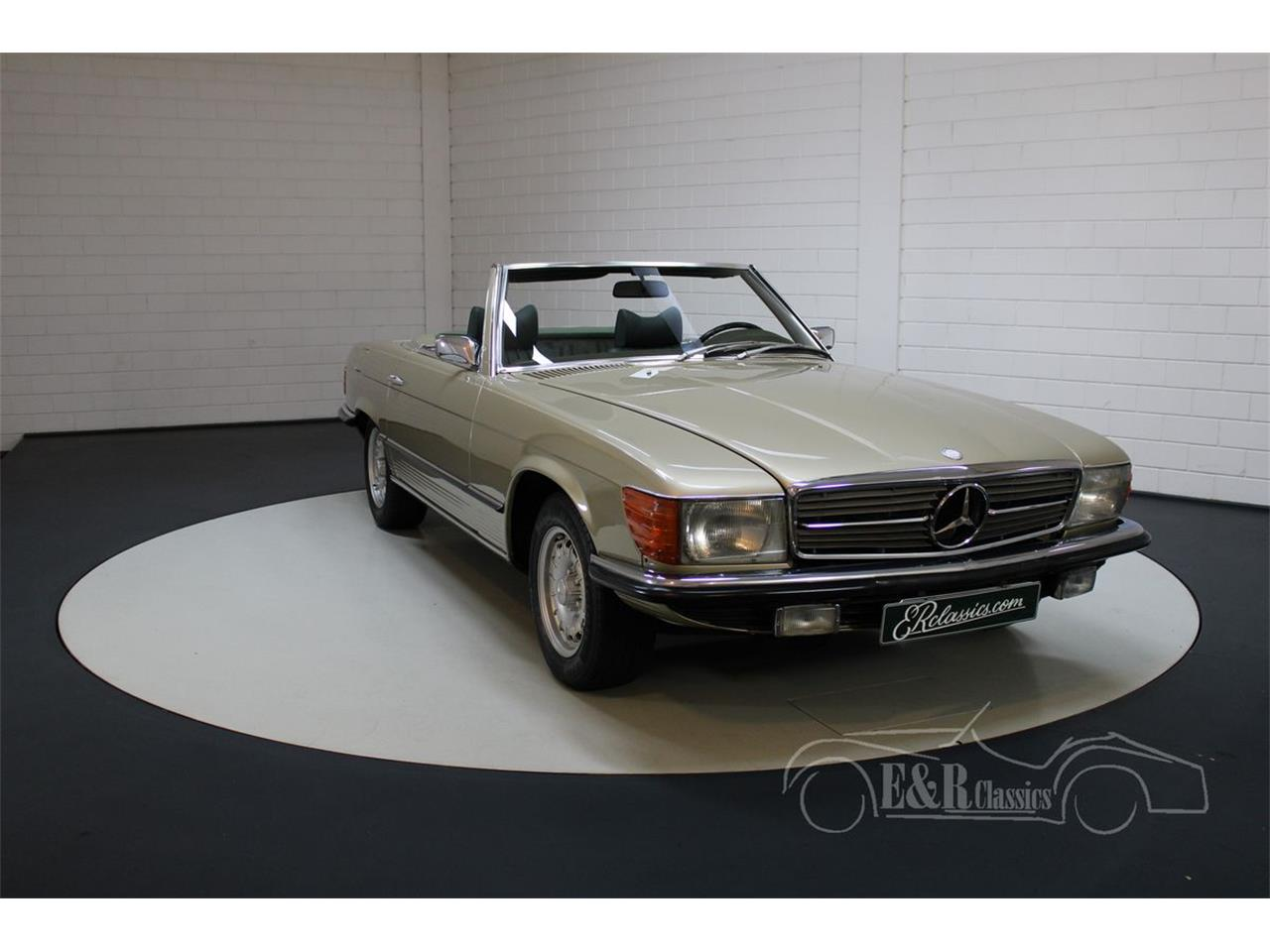 1972 Mercedes-Benz 350SL (CC-1419024) for sale in Waalwijk, Noord-Brabant