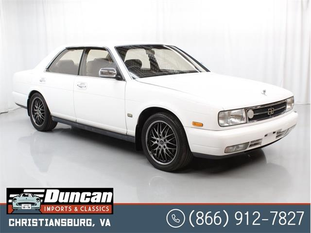 1992 Nissan Gloria (CC-1419027) for sale in Christiansburg, Virginia