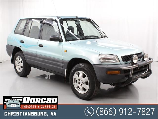 1995 Toyota Rav4 (CC-1419030) for sale in Christiansburg, Virginia