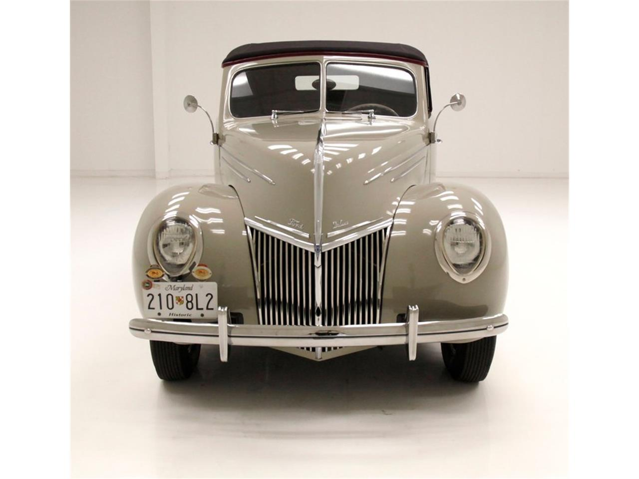 1939 Ford Deluxe (CC-1419035) for sale in Morgantown, Pennsylvania