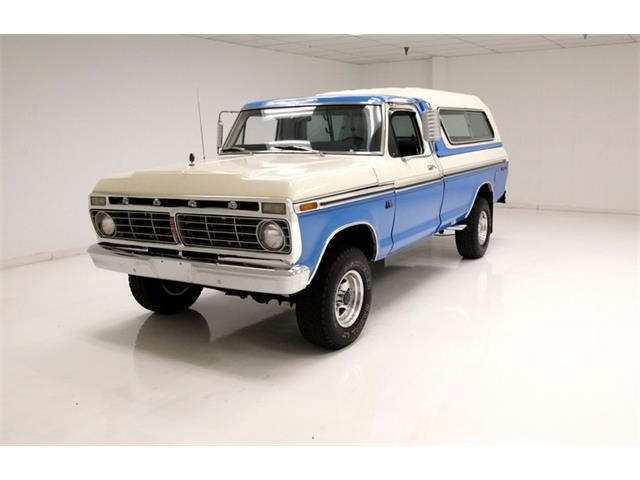 1974 Ford F100 (CC-1419036) for sale in Morgantown, Pennsylvania