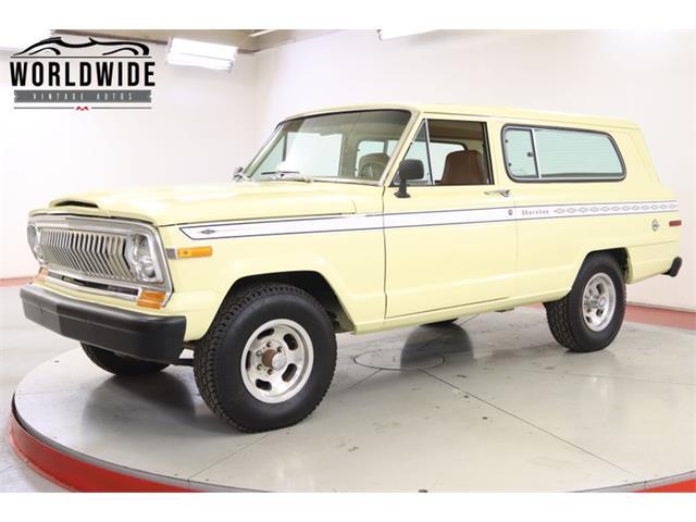 1979 Jeep Cherokee (CC-1419039) for sale in Denver , Colorado
