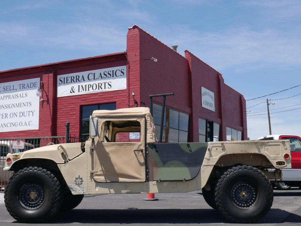 1987 AM General Hummer (CC-1410904) for sale in Reno, Nevada