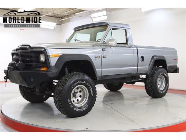 1979 Jeep CJ (CC-1419045) for sale in Denver , Colorado