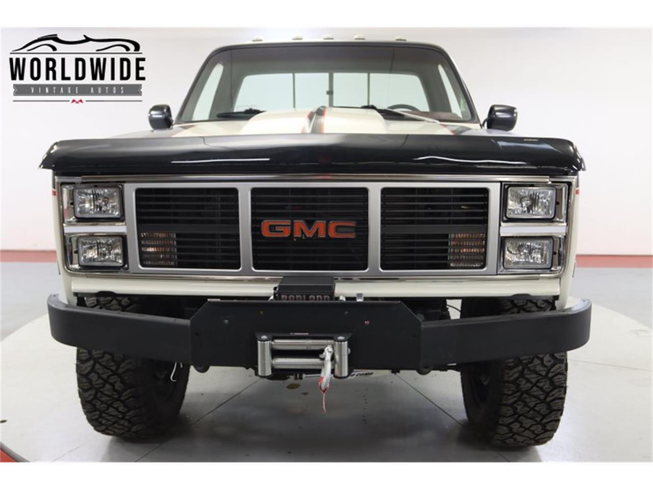 1983 GMC K2500 Sierra (CC-1419048) for sale in Denver , Colorado