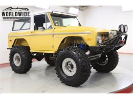 1972 Ford Bronco (CC-1419060) for sale in Denver , Colorado
