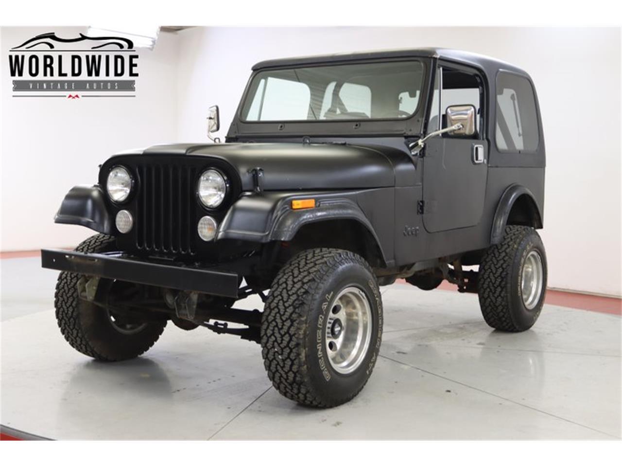 1983 Jeep CJ (CC-1419075) for sale in Denver , Colorado