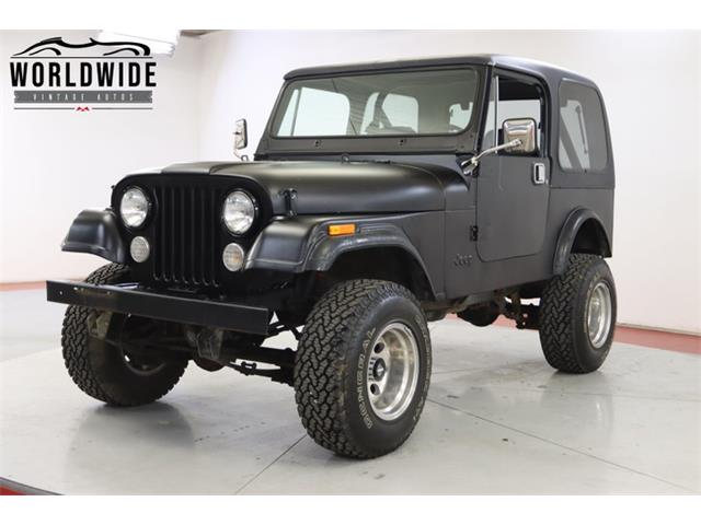 1983 Jeep CJ (CC-1419075) for sale in Denver , Colorado