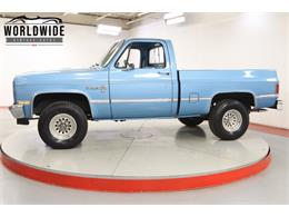 1983 Chevrolet K-10 (CC-1419077) for sale in Denver , Colorado