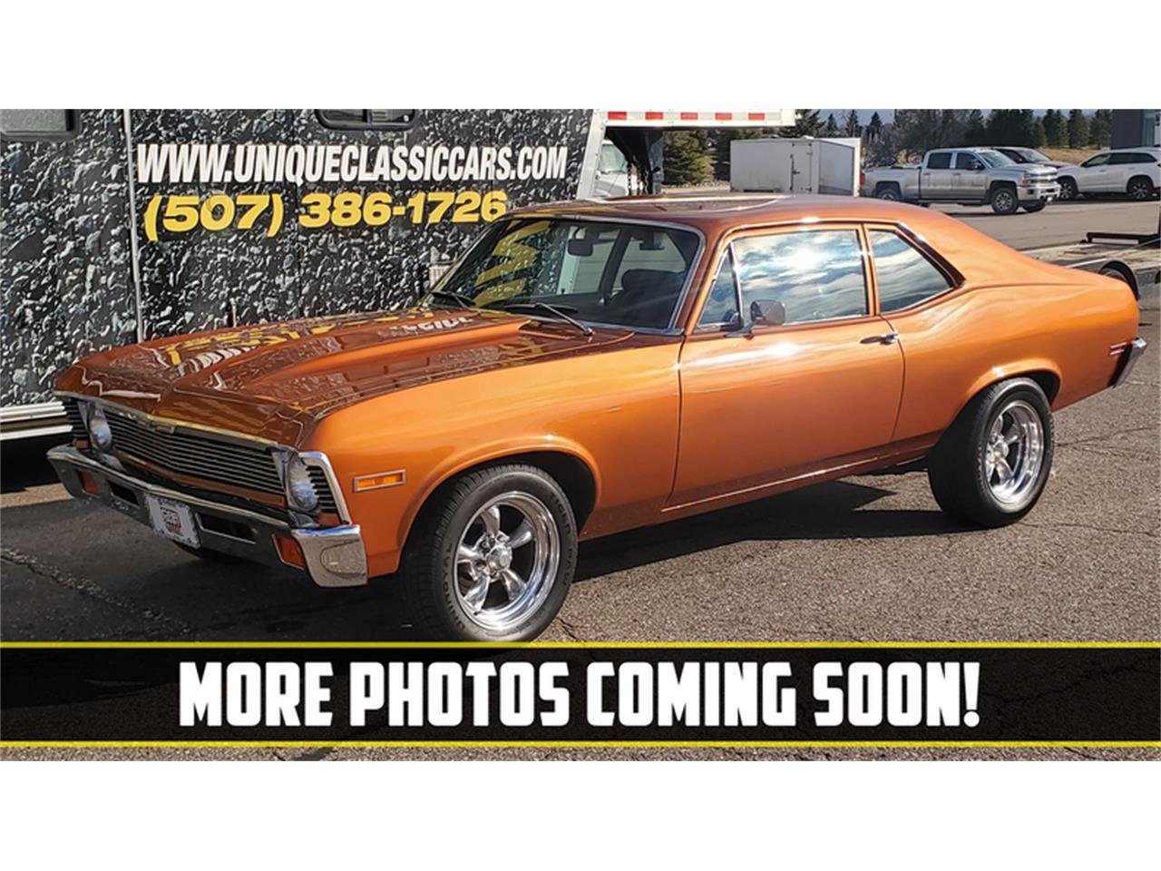 1971 Chevrolet Nova (CC-1419108) for sale in Mankato, Minnesota