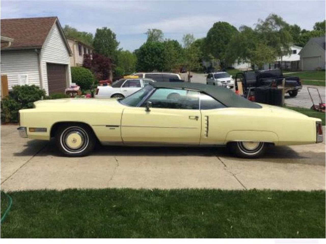 1971 Cadillac Eldorado (CC-1419115) for sale in Punta Gorda, Florida