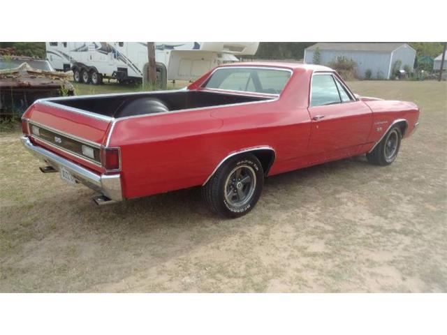1971 Chevrolet El Camino (CC-1410912) for sale in Cadillac, Michigan