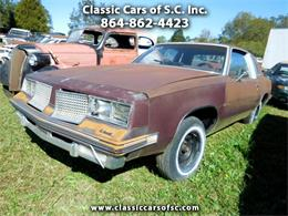 1978 Oldsmobile Cutlass (CC-1419122) for sale in Gray Court, South Carolina