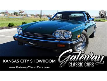1989 Jaguar XJS (CC-1419137) for sale in O'Fallon, Illinois