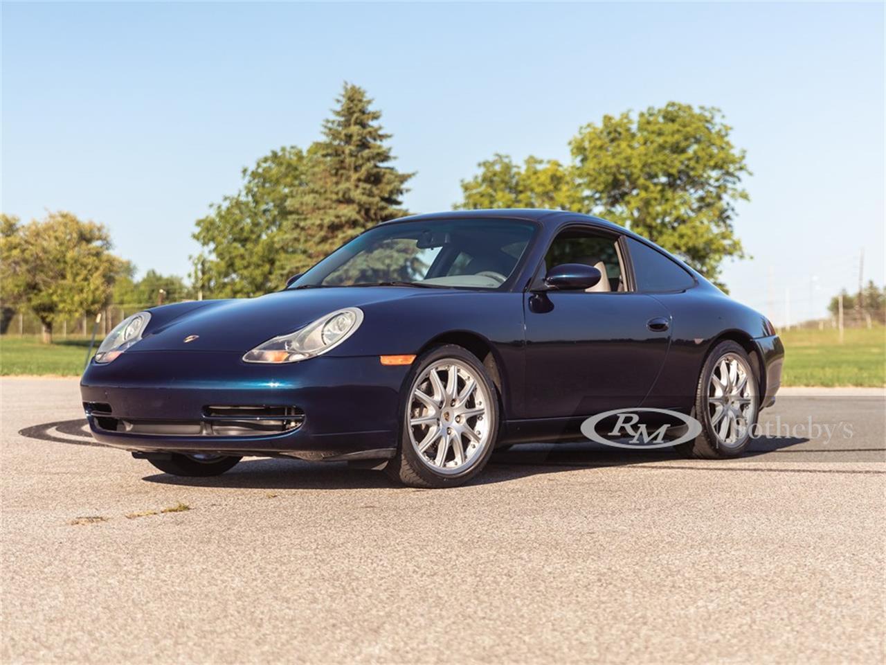 1999 Porsche 911 Carrera (CC-1419164) for sale in Hershey, Pennsylvania