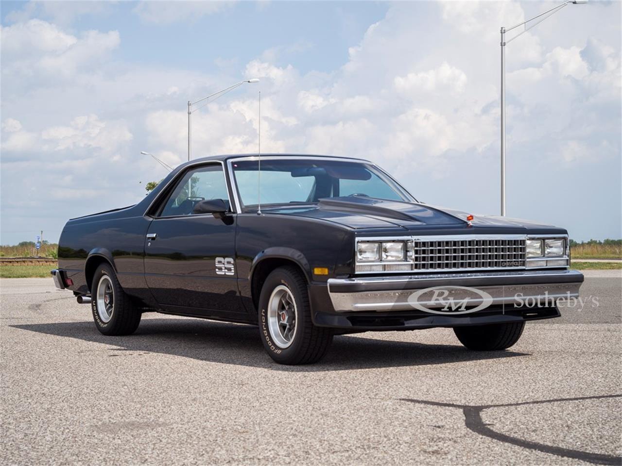 1987 Chevrolet El Camino SS (CC-1419165) for sale in Hershey, Pennsylvania