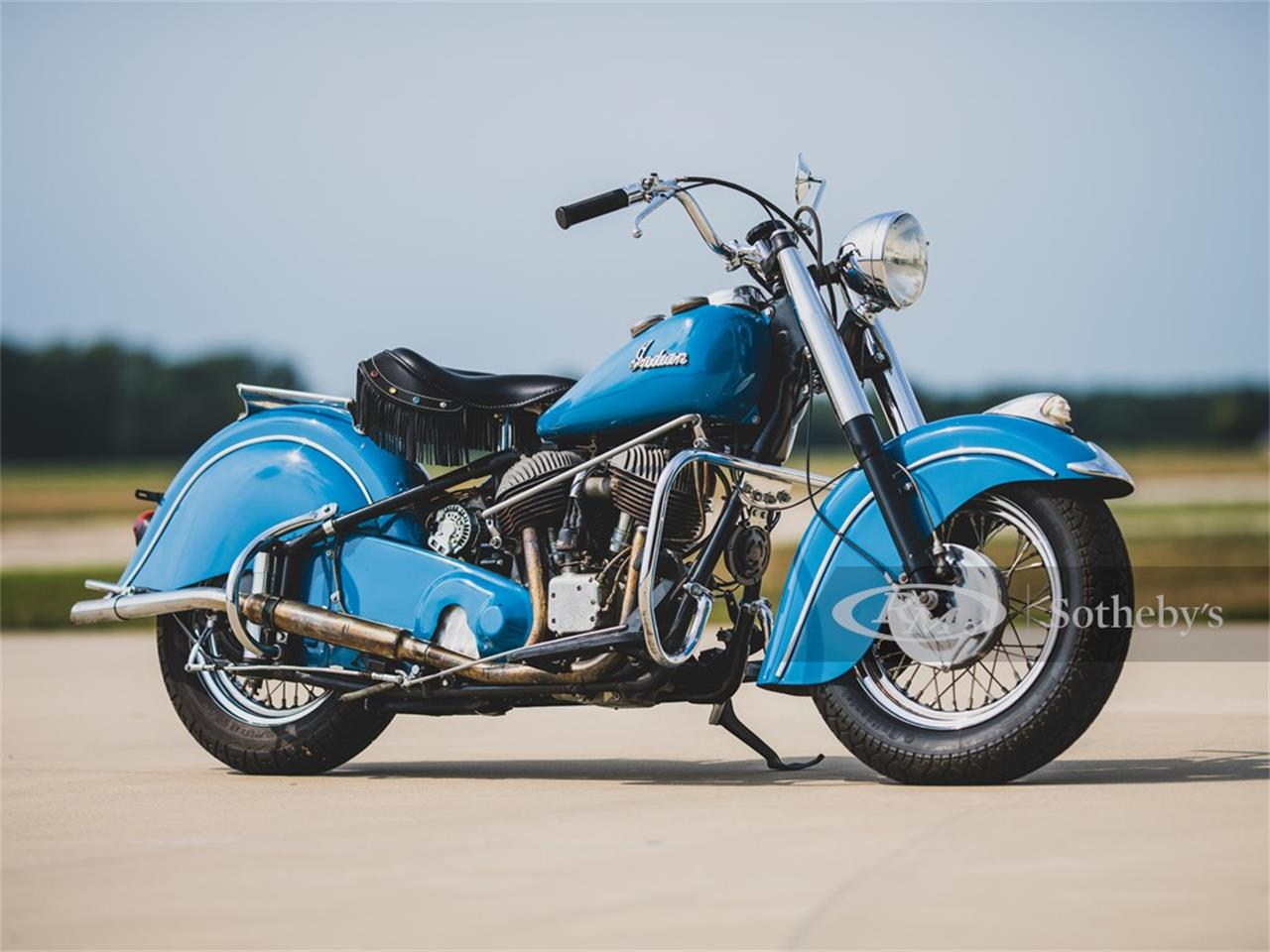1950 Indian Chief (CC-1419166) for sale in Hershey, Pennsylvania