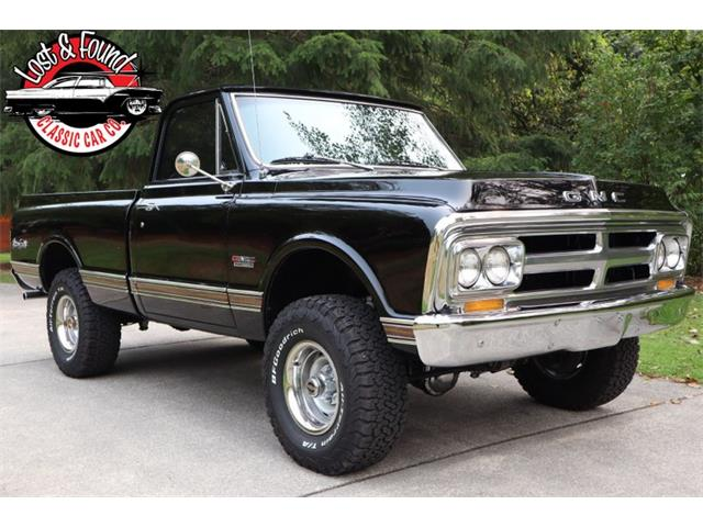 1969 GMC Truck (CC-1419183) for sale in Mount Vernon, Washington