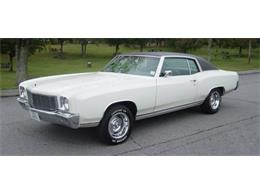 1971 Chevrolet Monte Carlo (CC-1419186) for sale in Hendersonville, Tennessee