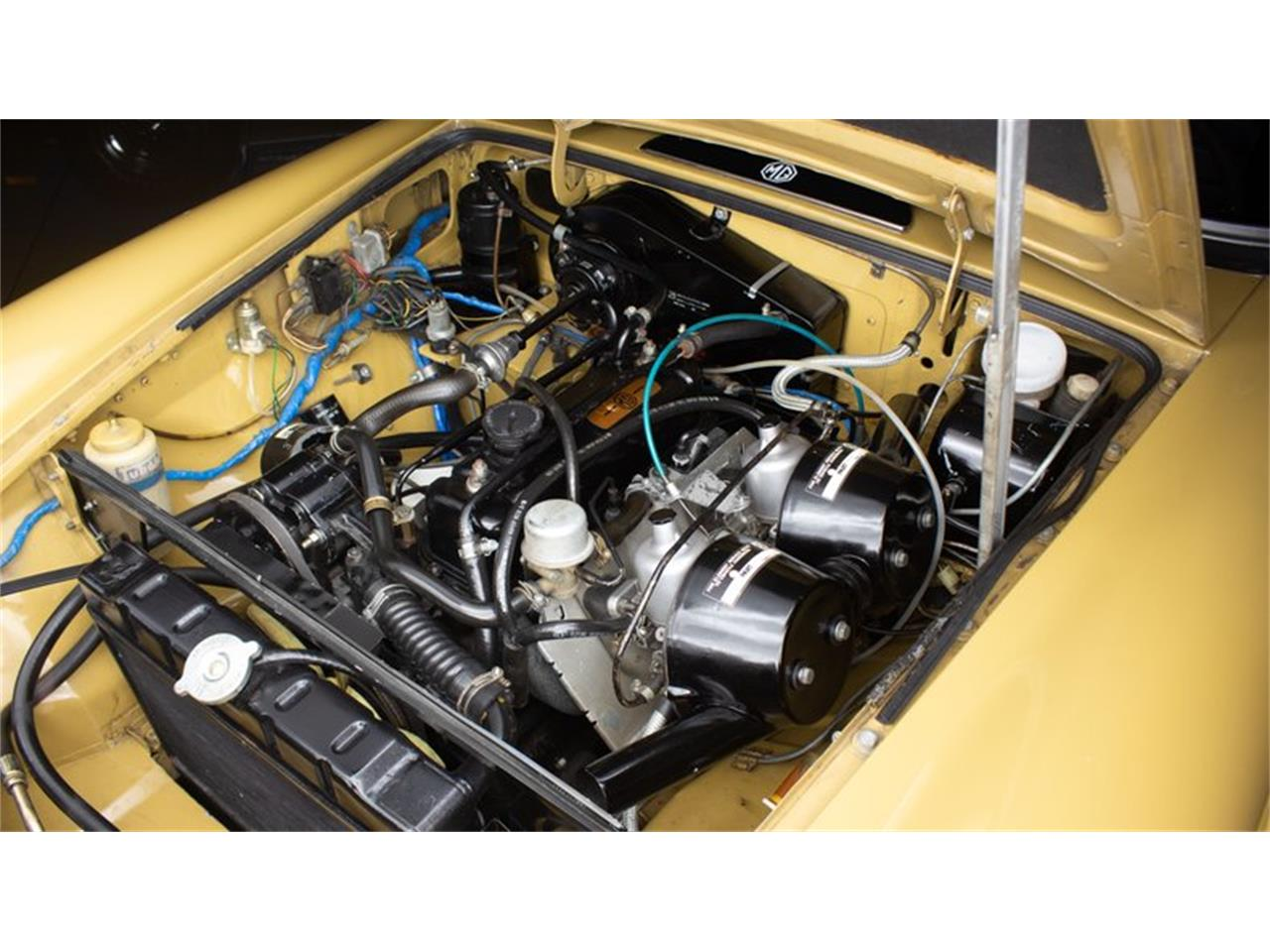 1973 MG MGB (CC-1410919) for sale in Rockville, Maryland