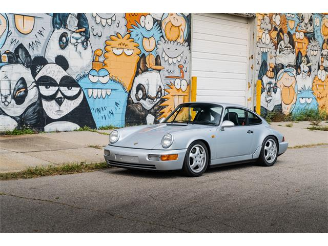 1992 Porsche 911 Carrera (CC-1419197) for sale in Pontiac, Michigan