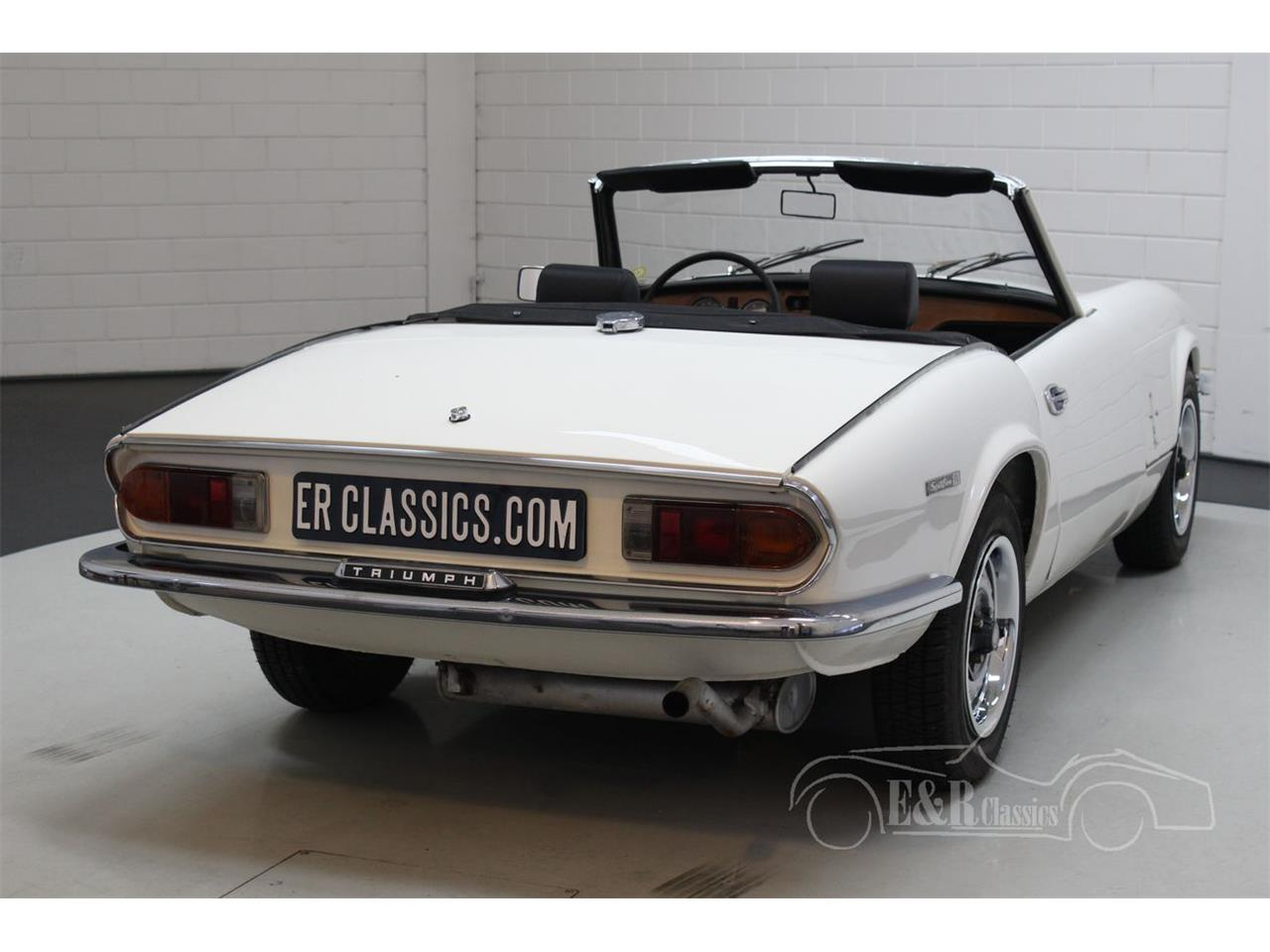 1975 Triumph Spitfire (CC-1419198) for sale in Waalwijk, Noord-Brabant
