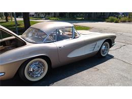 1961 Chevrolet Corvette (CC-1419199) for sale in Sugar Grove, Illinois