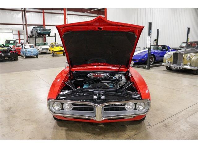 1967 Pontiac Firebird (CC-1410092) for sale in Kentwood, Michigan