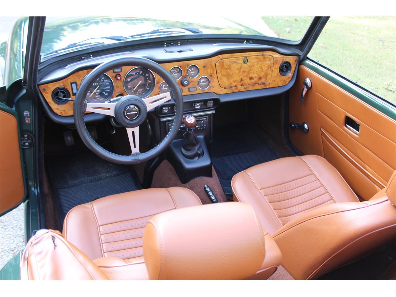 1974 Triumph TR6 (CC-1419202) for sale in Roswell, Georgia