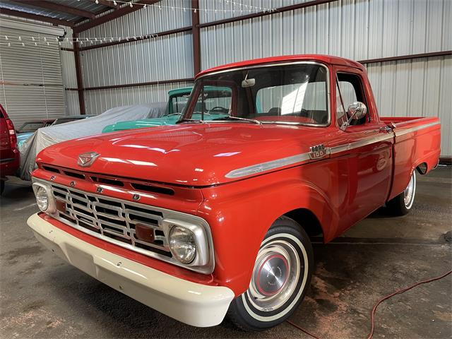 1964 Ford F100 (CC-1419206) for sale in Palmer, Texas