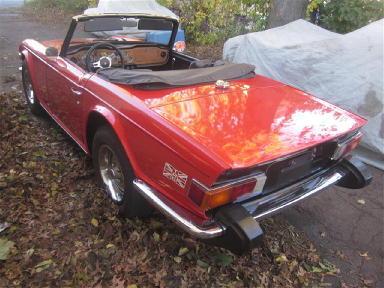 1973 Triumph TR6 (CC-1419212) for sale in Stratford, Connecticut