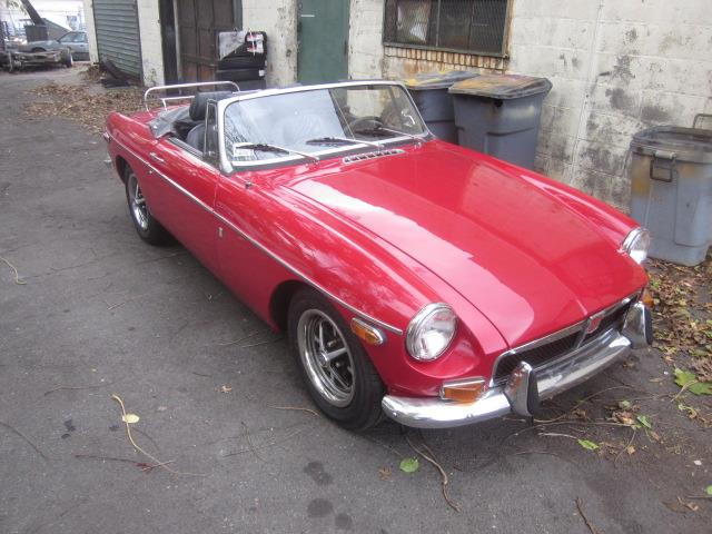 1973 MG MGB (CC-1419213) for sale in Stratford, Connecticut