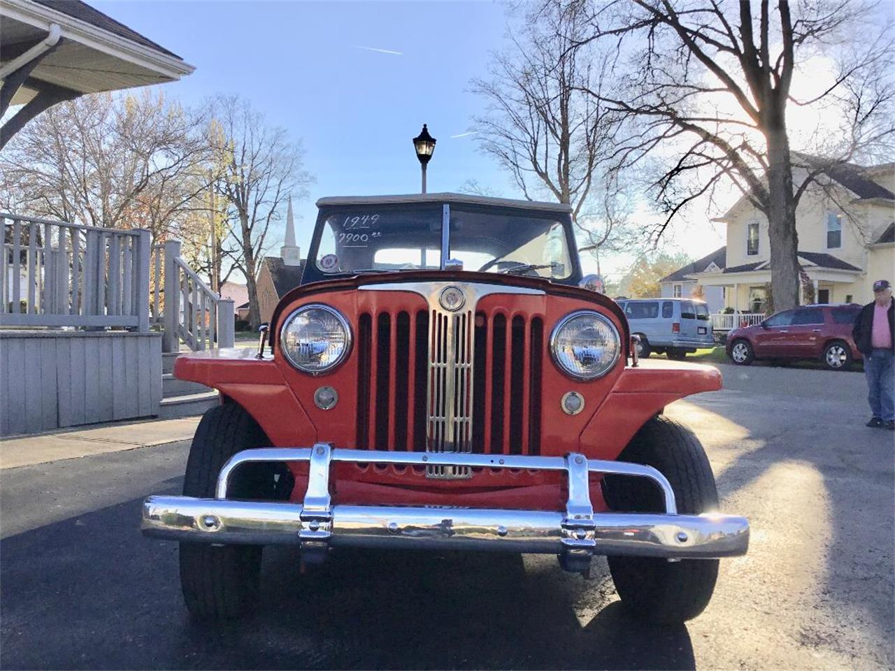 1949 Willys Jeepster (CC-1419215) for sale in UTICA, Ohio