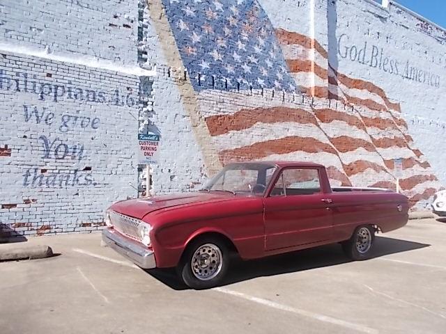 1962 Ford Ranchero (CC-1419216) for sale in Skiatook, Oklahoma