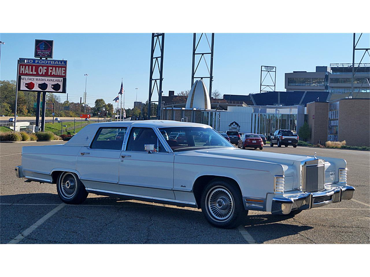 1979 Lincoln Continental (CC-1419223) for sale in Canton, Ohio