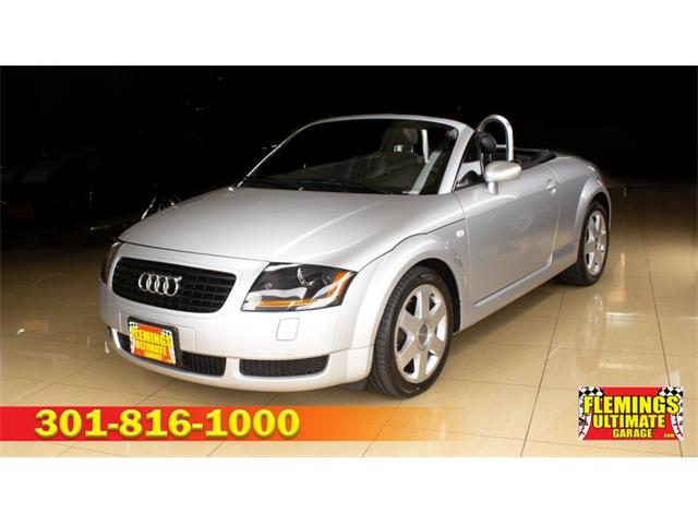 2001 Audi TT (CC-1410923) for sale in Rockville, Maryland