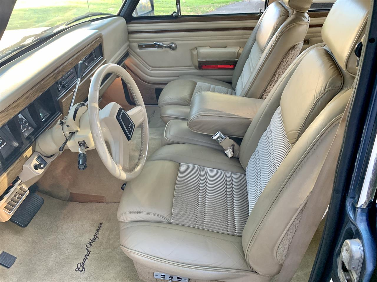 1989 Jeep Grand Wagoneer (CC-1419234) for sale in Bemus Point, New York