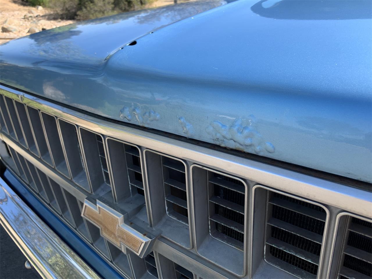 1982 Chevrolet Blazer (CC-1419237) for sale in San Diego, California