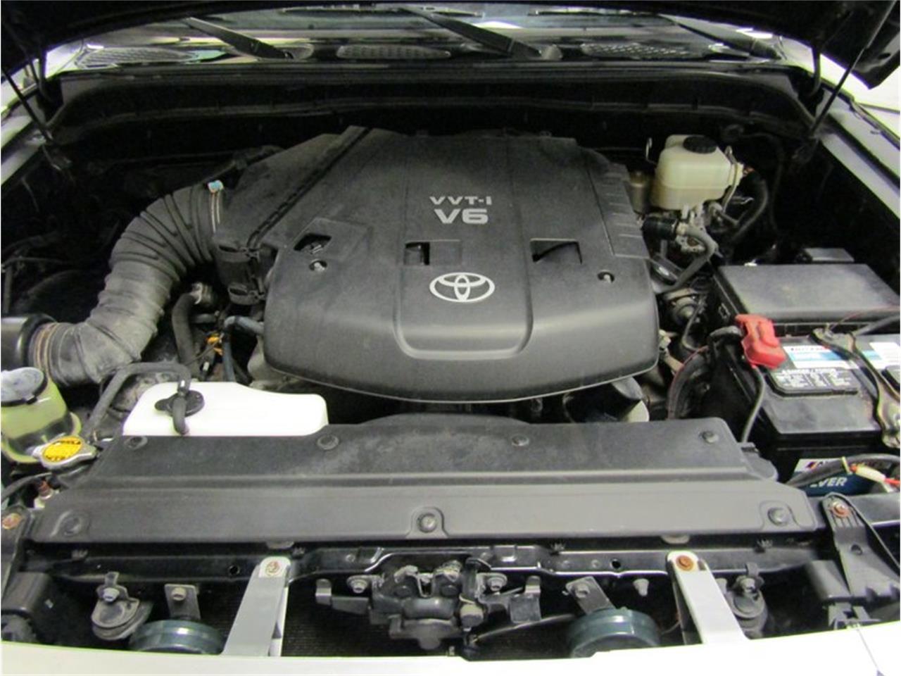 2007 Toyota FJ Cruiser (CC-1419247) for sale in Christiansburg, Virginia